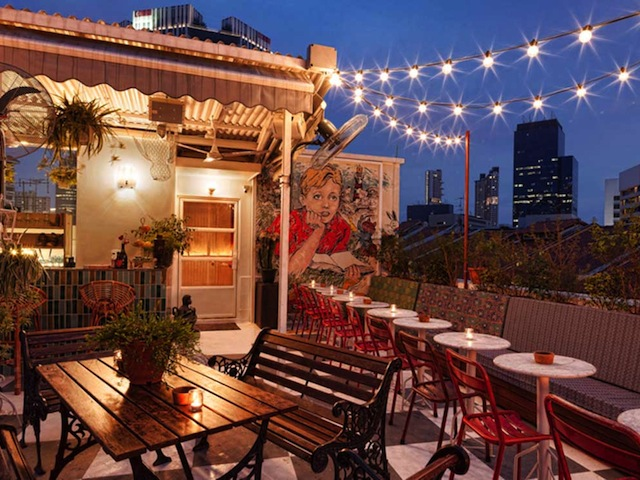 Potato Head Folk Rooftop Bar makes for the perfect first-date destination