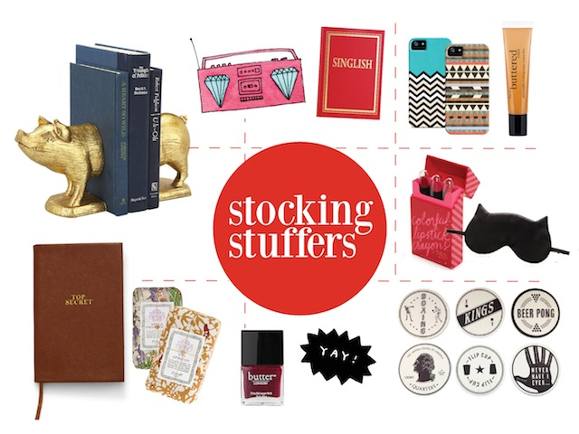 Superior Cheap Christmas Gifts Singapore Part - 8: Christmas Gift Guide: Stocking Stuffers