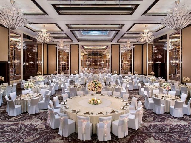Best Wedding Venues In Singapore The St Regis