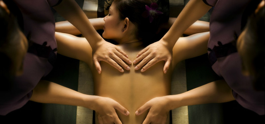 Ease into utter relaxation at Banyan Tree Spa