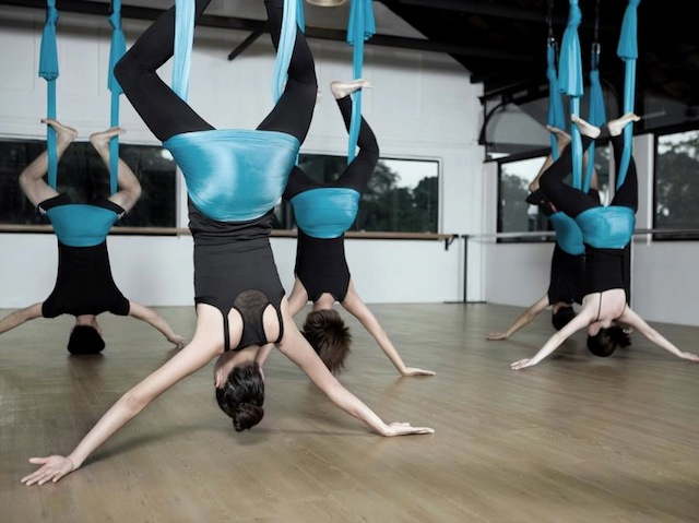 Acro fitness classes in Singapore: Where to pick up aerial yoga, acrobatic pole-dancing, silk gymnastics, and other circus-like moves