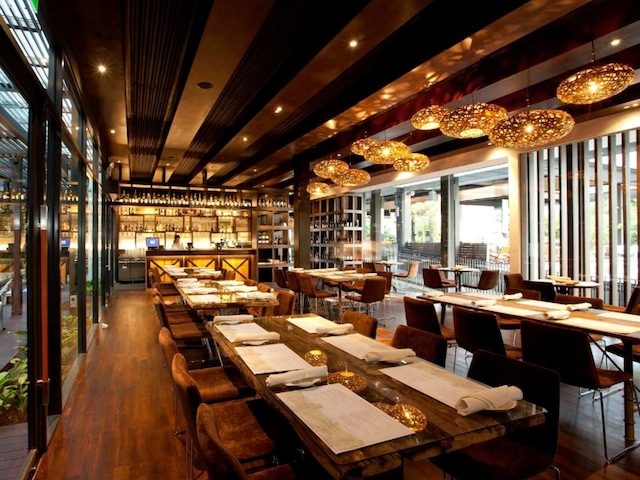 Garden Dining In Singapore Lush Restaurants In Parks And