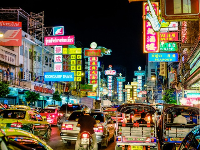Top 10 neighbourhoods in Bangkok, Thailand: Bar, restaurant and store guide