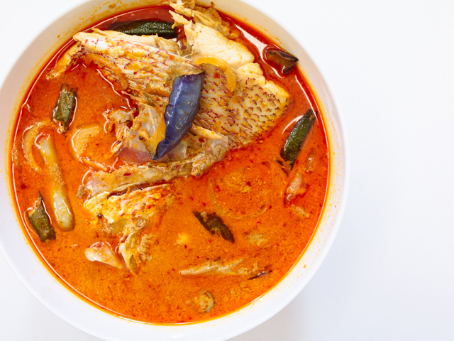 Fish Head Curry Recipe