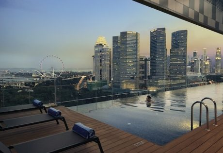 Pan Pacific Serviced Suites Beach Road | Honeycombers Singapore