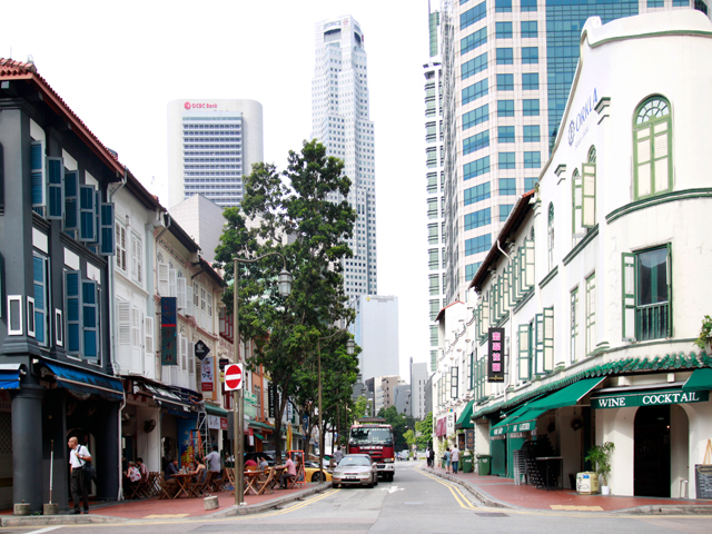 Guide to Telok Ayer, Singapore: The best cafes, restaurants, shops, and fitness spots in the buzzing neighbourhood