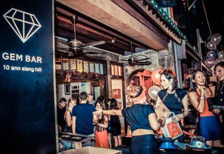 Ann Siang Hill & Club Street | The Honeycombers | Singapore