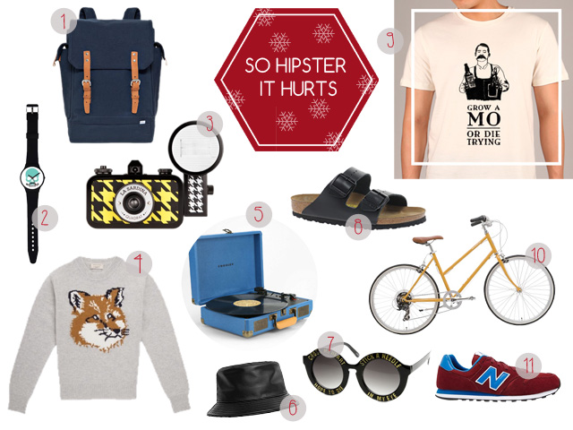 Christmas Gift Ideas For Hipster | Honeycombers | Singapore