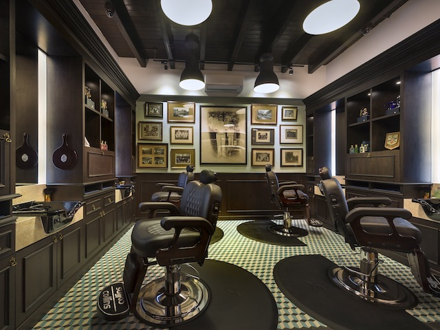 Truefitt & Hill, a barber fit for royalty