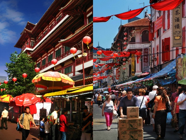 Chinatown | Things to do in Singapore