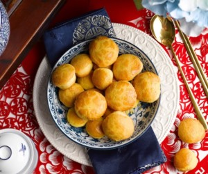Get ready for Lunar New Year with pineapple tarts from Crystal Jade