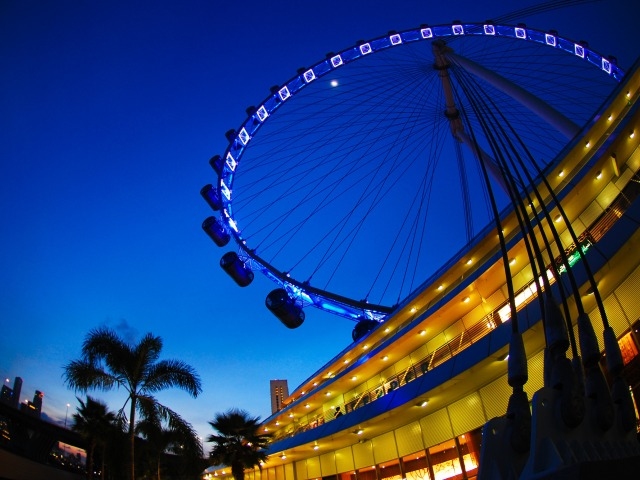 Singapore Flyer | Things to do in Singapore