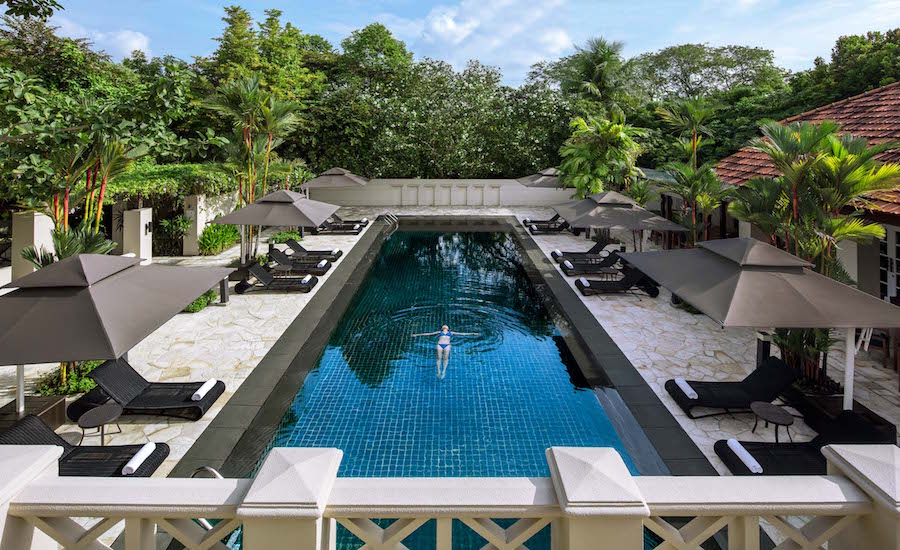 So SPA -Swimming Pool