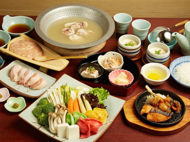 restaurant review hanamidori Hana Course