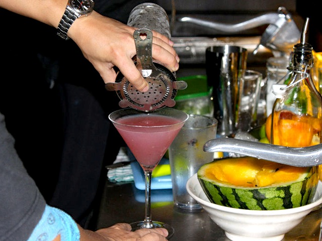 Unsure which martini to get? No worries - Bar Stories' talented mixologist will create one that will suit your taste