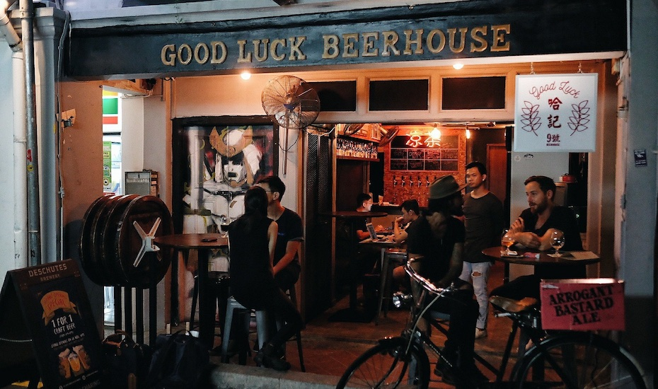 Good Luck Beerhouse (via Facebook)