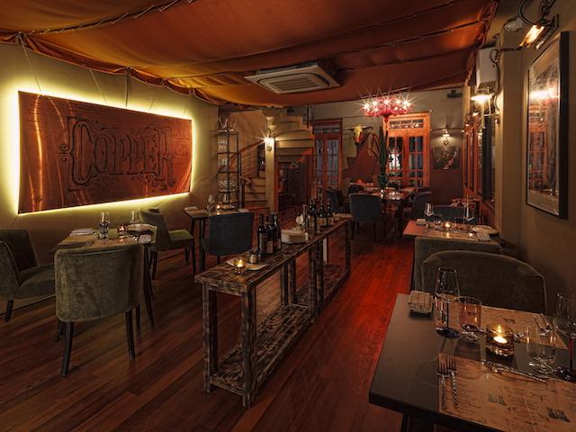 Copper Singapore restaurant review
