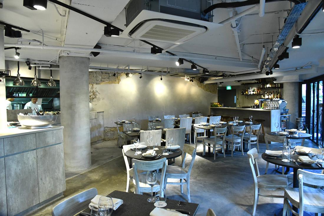 MACA's ultra-modern, raw space