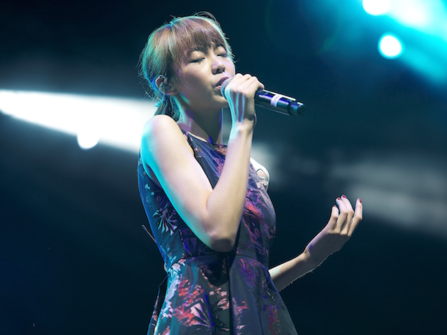 Olivia Ong, Sing50 Concert (Credit: National Parks Board)
