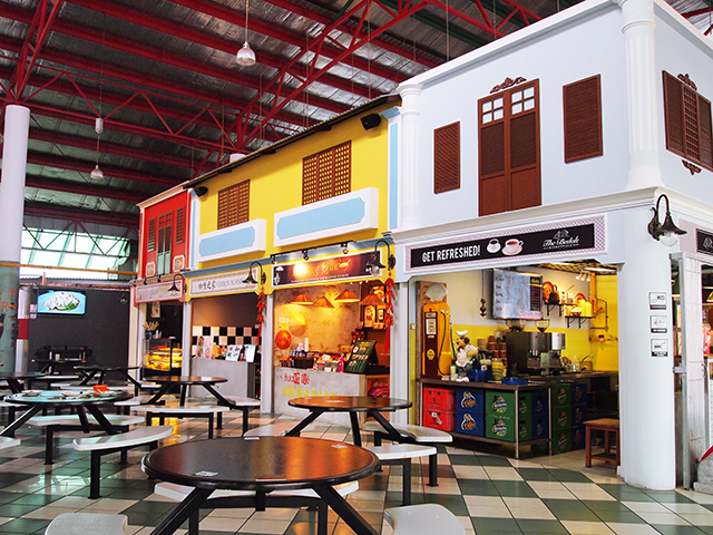 The Bedok Marketplace is Singapore's hippest hawker centre