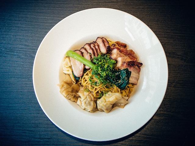 Wanton Noodle Bar; Amoy Street, Singapore