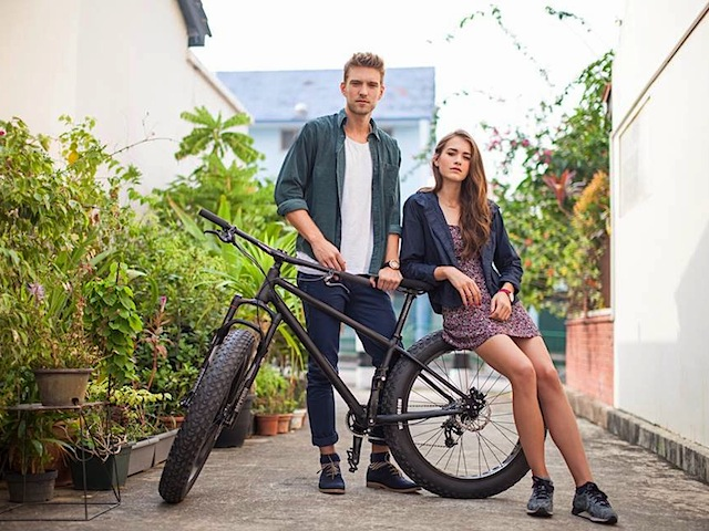 Coast Cycles' bikes are impeccably designed to synthesise both functionality and style