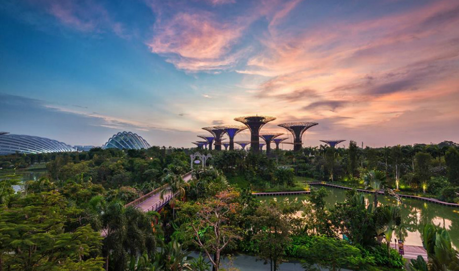 Parks in Singapore: Head outdoors to the city's islands, reservoirs, nature reserves, gardens and parks