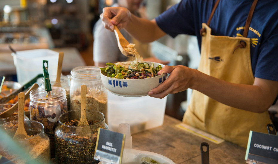 Healthy cafes: Singapore's best salads, organic and vegetarian meals
