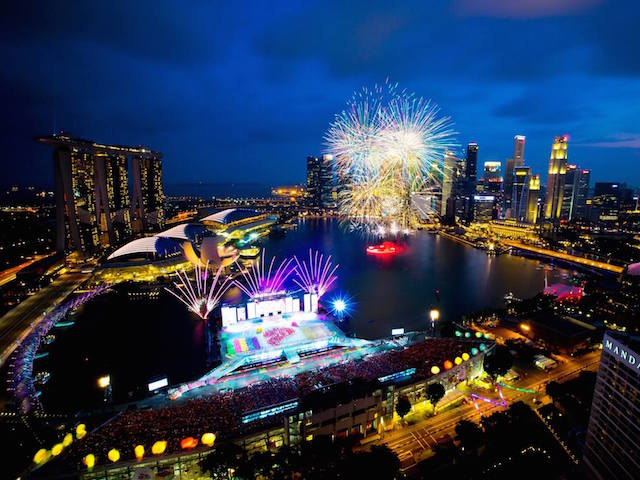 NDP 2015 fireworks