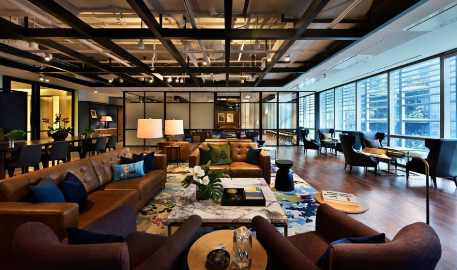Co-working spaces in Singapore: Shared offices for freelancers, budding entrepreneurs, and start-up companies