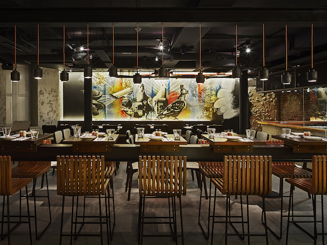 Communal Dining In Singapore Great Places To Go For Meals With Big Groups
