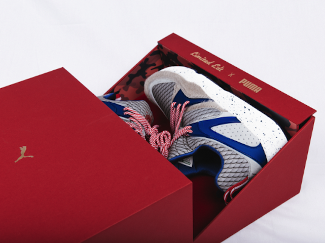 how to get free limited edition sneakers