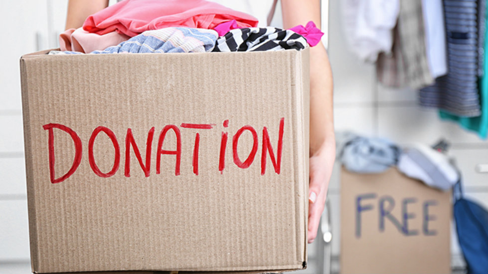 Donating in Singapore: give your clothes, furniture and goods to local charities