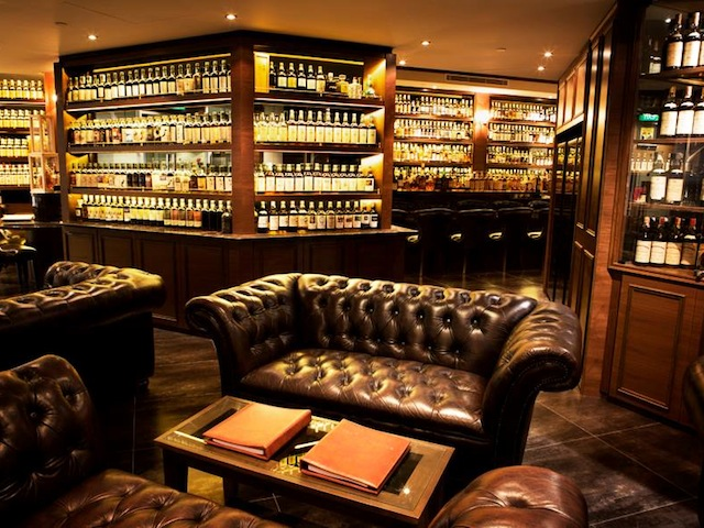Where To Drink Whisky In Singapore Best Bars For