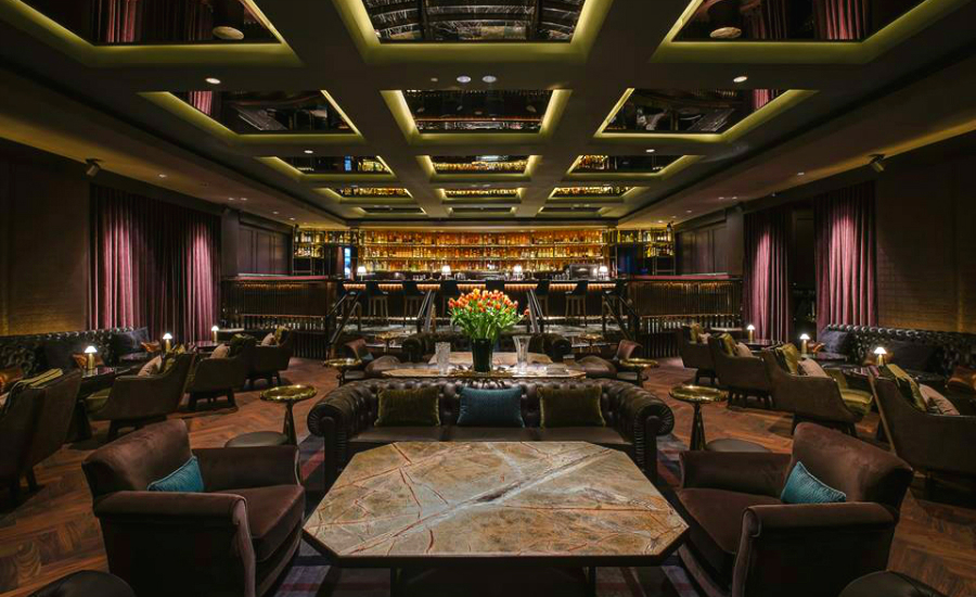 Best cocktail bars in singapore where to drink in the for Craft restaurant century city