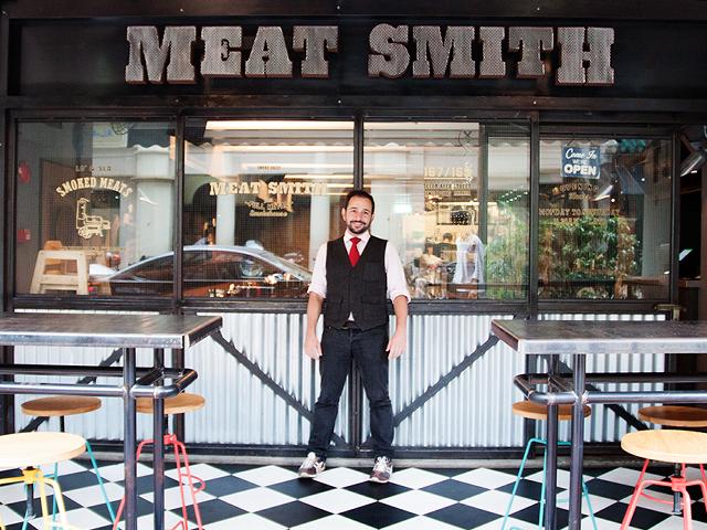 Group general manager of MeatSmith, Emmanuel Benardos