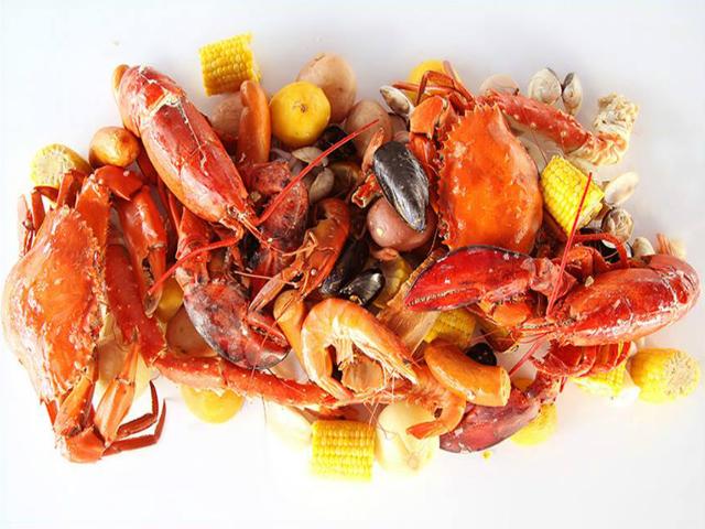 Crab In Da Bag's Caboodle boil