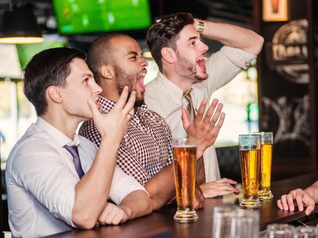 Schooner Drinking Game