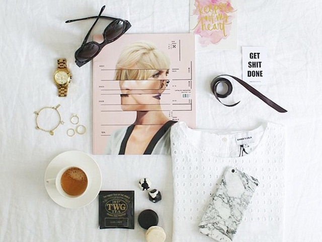 Learn the tricks of the Instagram trade (Image: @phoebesoup)