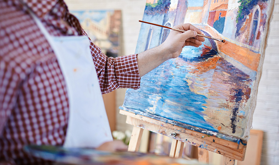 Art jamming in Singapore: Cafes and studios that provide space and art materials for creative painting
