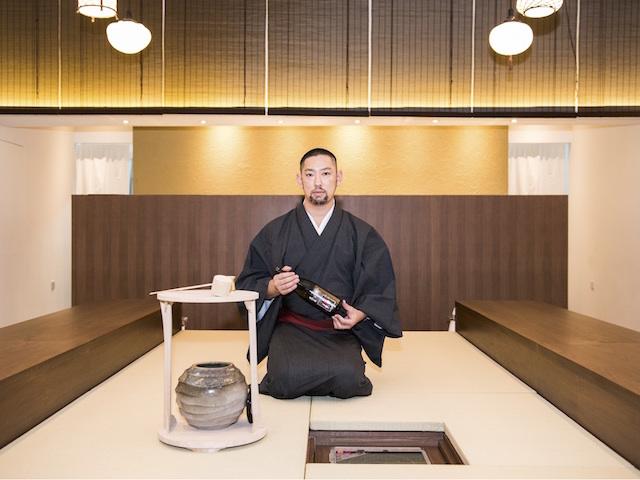 Chef Hatch in Hashida Garo