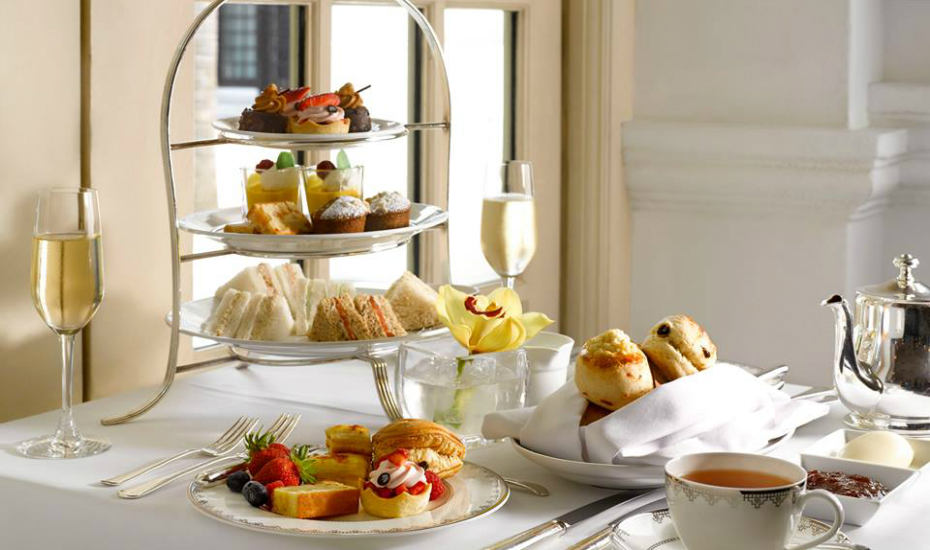 Treat Yourself At These Hotel High Tea Buffets In