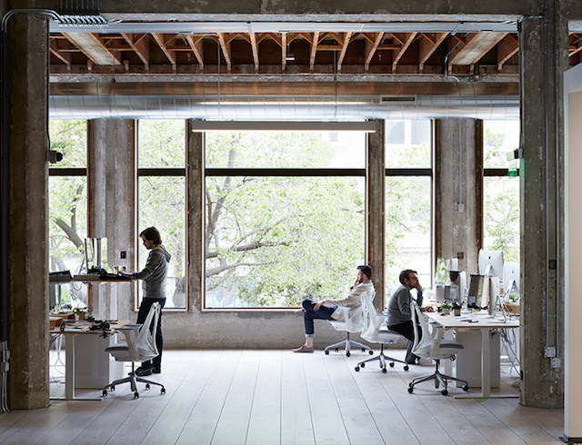 Warning: serious office envy ahead