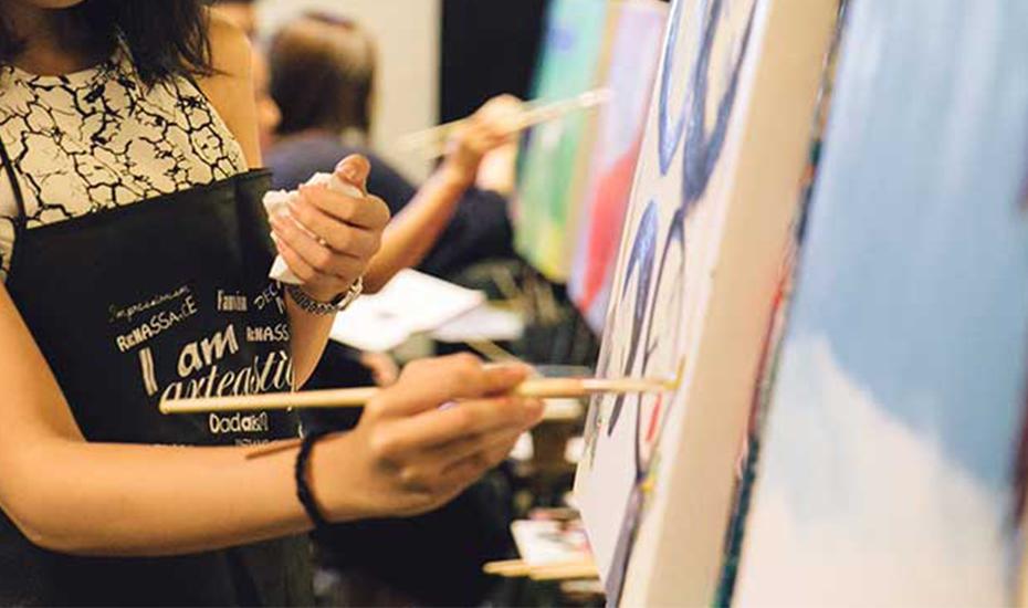 Get lost in your very own Art at Arteastiq (Credit: Arteastiq)