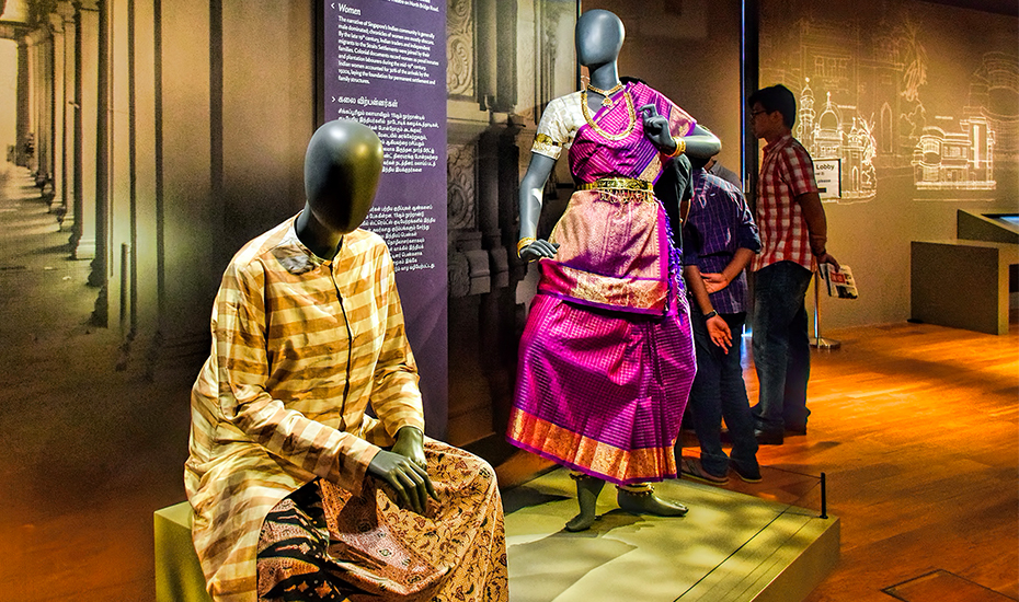 Learn more about the Indian culture at the Indian Heritage Centre (Credit: Choo Yut Shing via Flickr)