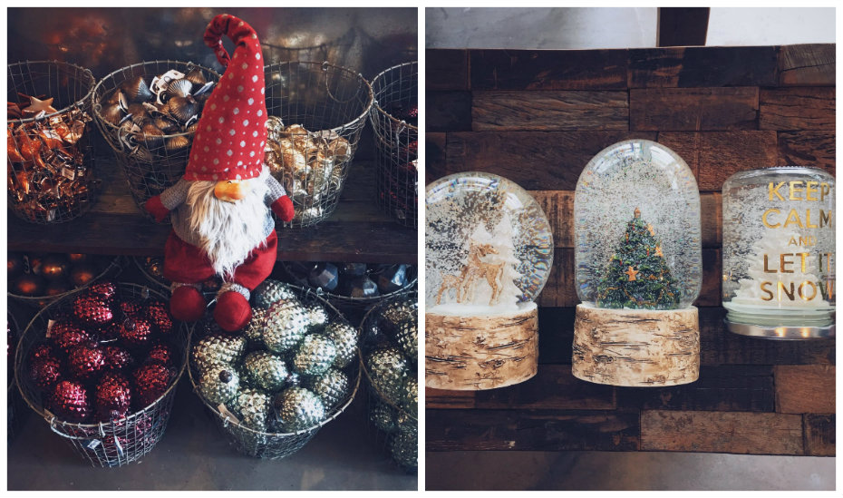Christmas decorations where to buy wreaths and ornaments for Galangal living