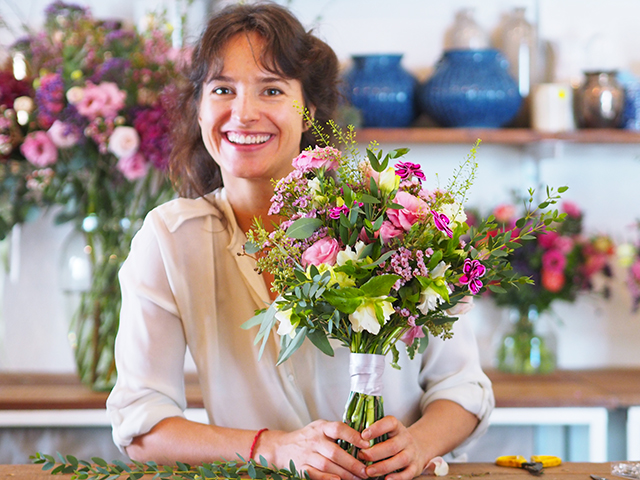 Florists in Singapore - Charlotte Puxley
