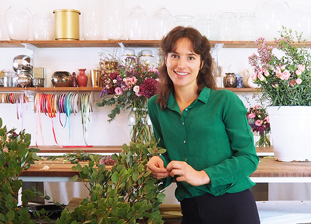 Florists in Singapore - Charlotte Puxley Flowers