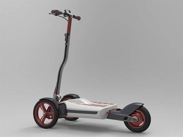 ultimate guide to electric scooters in singapore. Black Bedroom Furniture Sets. Home Design Ideas