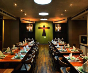 Contemporary Chinese dining at Restaurant Majestic